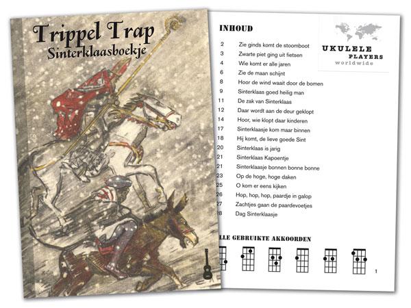 Trippel Trap Sinterklaasboekje