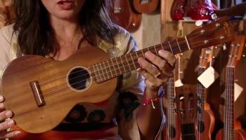 Stap 1: Wat is een ukulele?