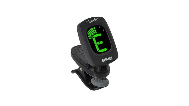 BTU-150 | Boston chromatic clip tuner