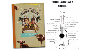 My First Farter Family Song Book