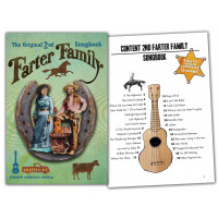 My 2nd Farter Family Songbook
