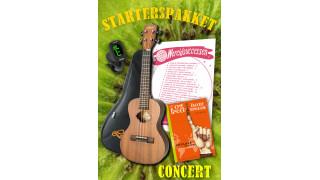 Ukulele Starters Package Concert