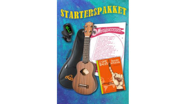 Ukulele Starters Package