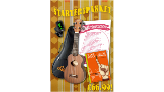 Ukulele Starters Package